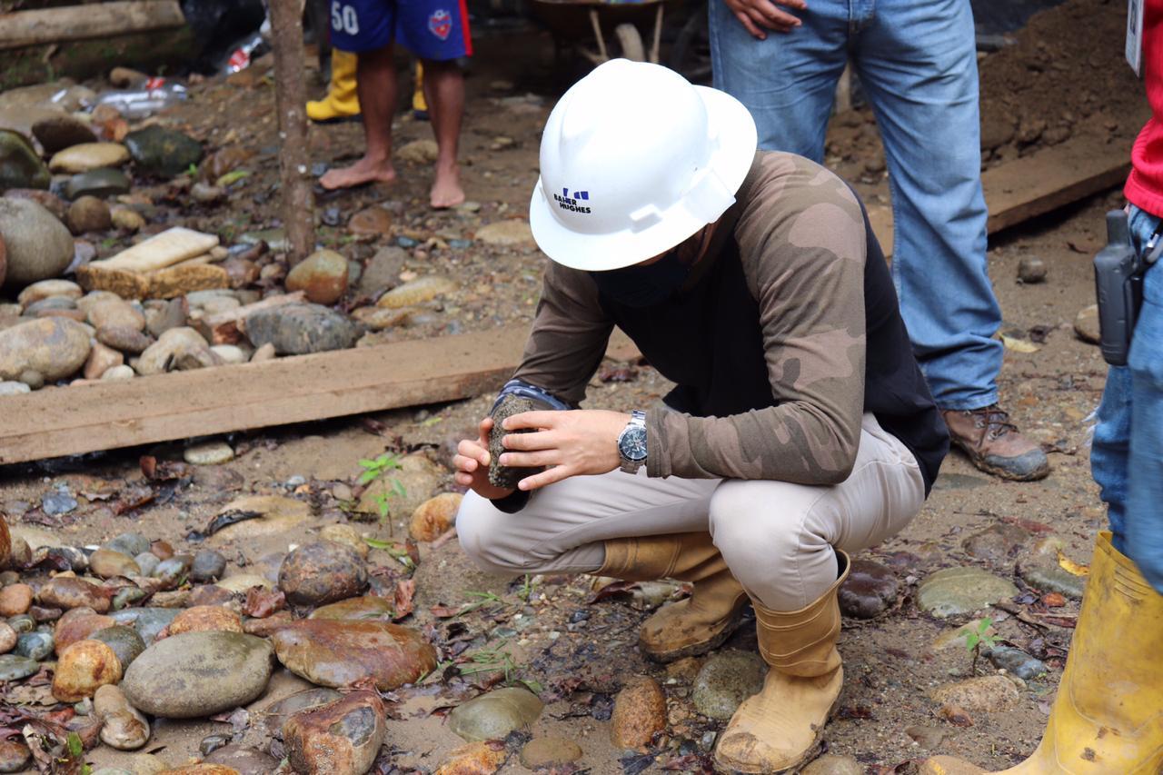 Ministerio del Ambiente y Agua suspende actividades mineras a una empresa por incumplimiento de la normativa ambiental