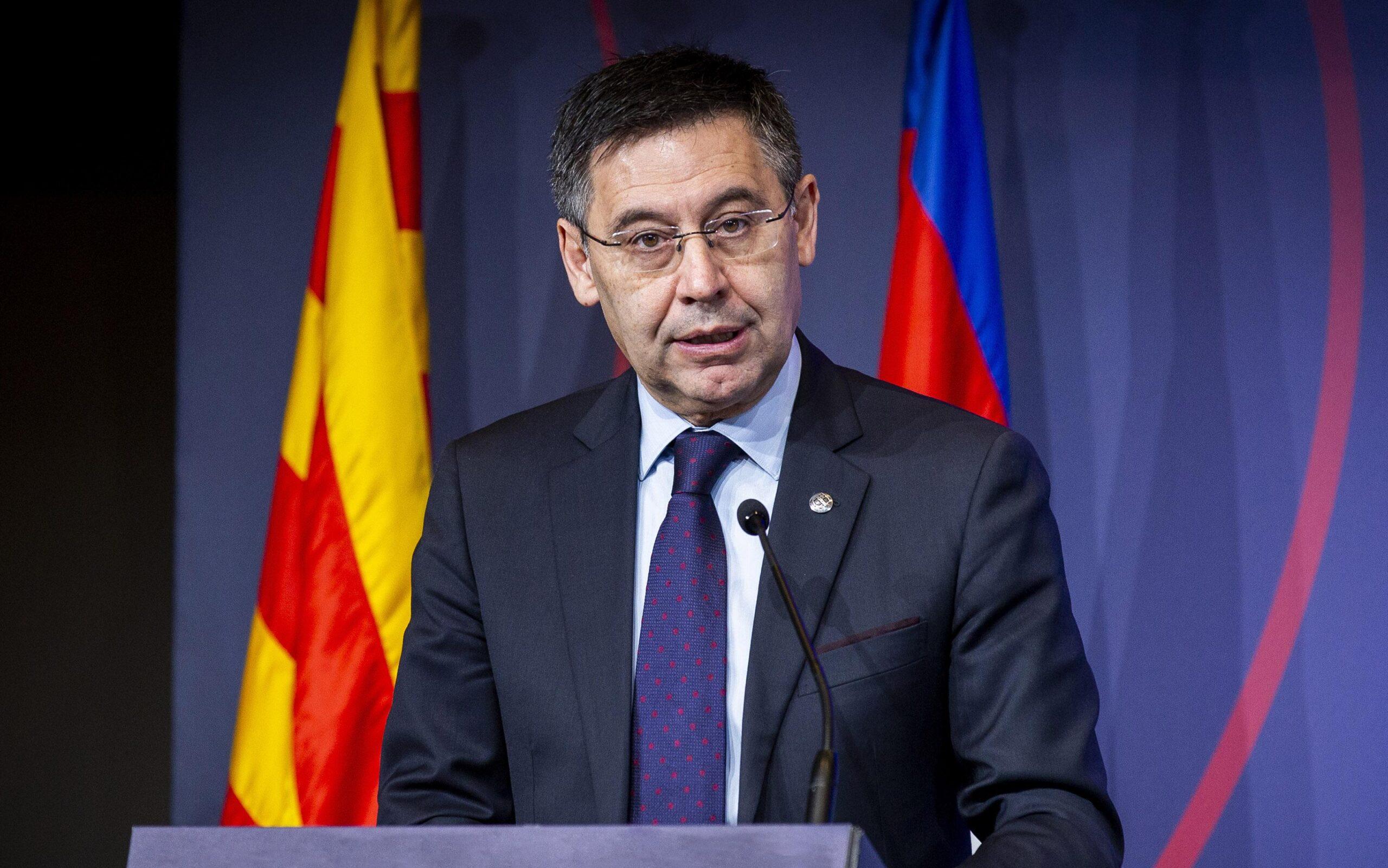 Tras la renuncia de Bartomeu, ¿quién se hace cargo del Barcelona?