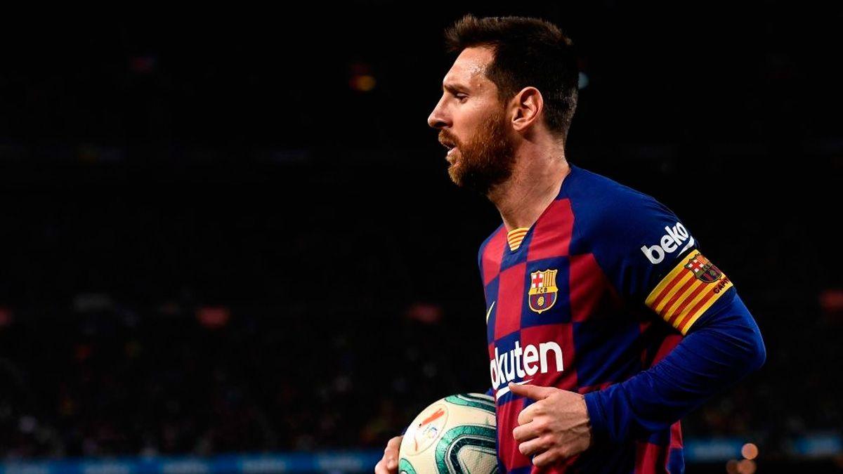El megacontrato que le ofrecería el City a Messi