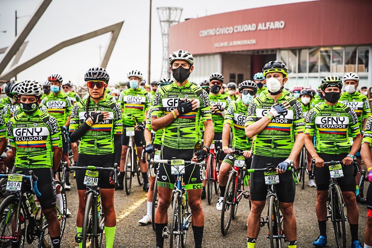 El ciclismo de ruta gana terreno entre los deportes preferidos de los ecuatorianos