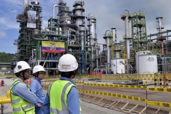 Gobierno formalizó fusión de Petroecuador y Petroamazonas