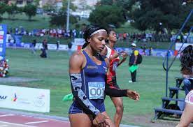 Ángela Tenorio logró el primer lugar en el Pure Athletics Spring en Estados Unidos